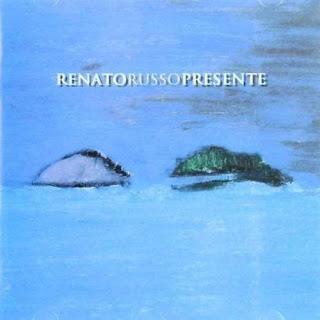 Renato Russo - Presente CD Capa