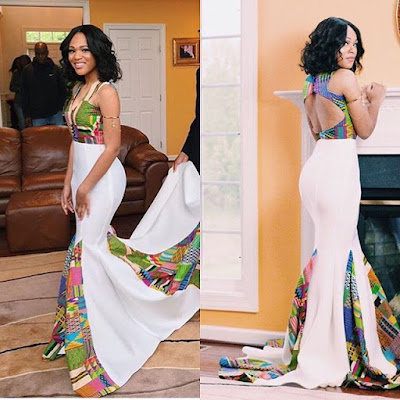 Latest Trendy Customized Ankara Gowns For Ladies, new trendy ankara styles for gowns, ankara gown styles, customised ankara styes, trendy ankara gowns 2017, ankara gown fashion trend