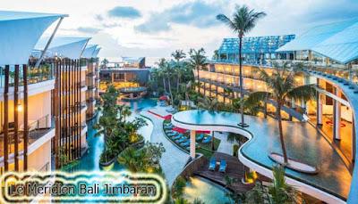 Kolam Renang Le Meridien Bali Jimbaran