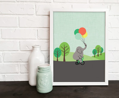 https://www.etsy.com/listing/250432005/elephant-nursery-art-print-animal