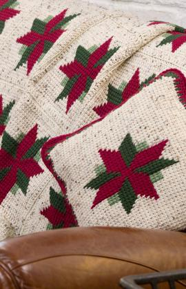 Free Crochet Pattern Christmas Star : Miss Julias Patterns: Free Patterns - 30+ More Christmas ...