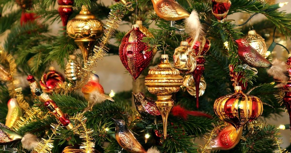 weihnachtsbaum amerikanisch schm cken ideen und bilder. Black Bedroom Furniture Sets. Home Design Ideas