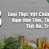 Thuần Thực Vật: 3 loại thực vật chứa nhiều đạm hơn tôm, thịt heo, thịt bò, trứng gà (Đình Nguyên)