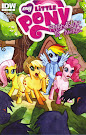 My Little Pony Friendship is Magic #1 Comic Cover Subscription Variant