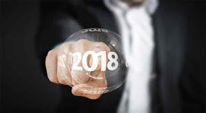 Meriahnya Pesta Malam Tahun Baru 2018 di Surabaya
