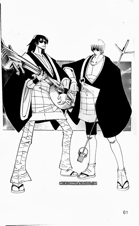 Shaman King [Vua pháp thuật] chap 119 trang 21