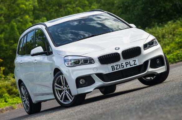 2017 BMW 2-series Active Tourer Review