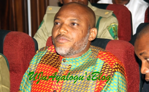 Biafra: FG violating freedom of Nigerians by insisting on Nnamdi Kanu's secret trial – Group