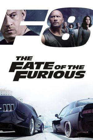 Poster The Fate of the Furious 2017