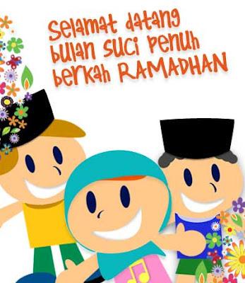 Foto Ucapan Selamat Ramadhan 2012 | Nano Pertapan