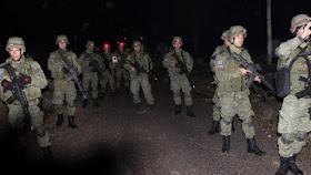 ΠΡΩΤΗ ΦΟΡΑ μετά τον Β΄Παγκ.Πολεμο !- Αλβανικά στρατεύματα μπαίνουν στην ΕΛΛΑΔΑ… (ΦΩΤΟ)
