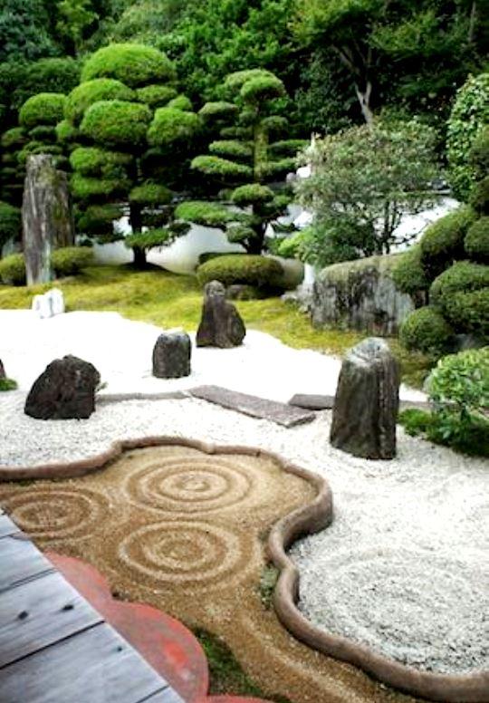 El jard n zen - Pequenos jardines con encanto ...