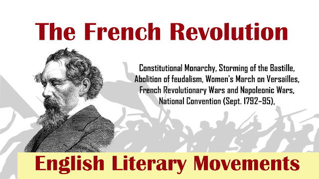the french revolution, myexamsolution, my exam solution,  arpitakarwa, literature, english literature, literary movement, ugc net jrf
