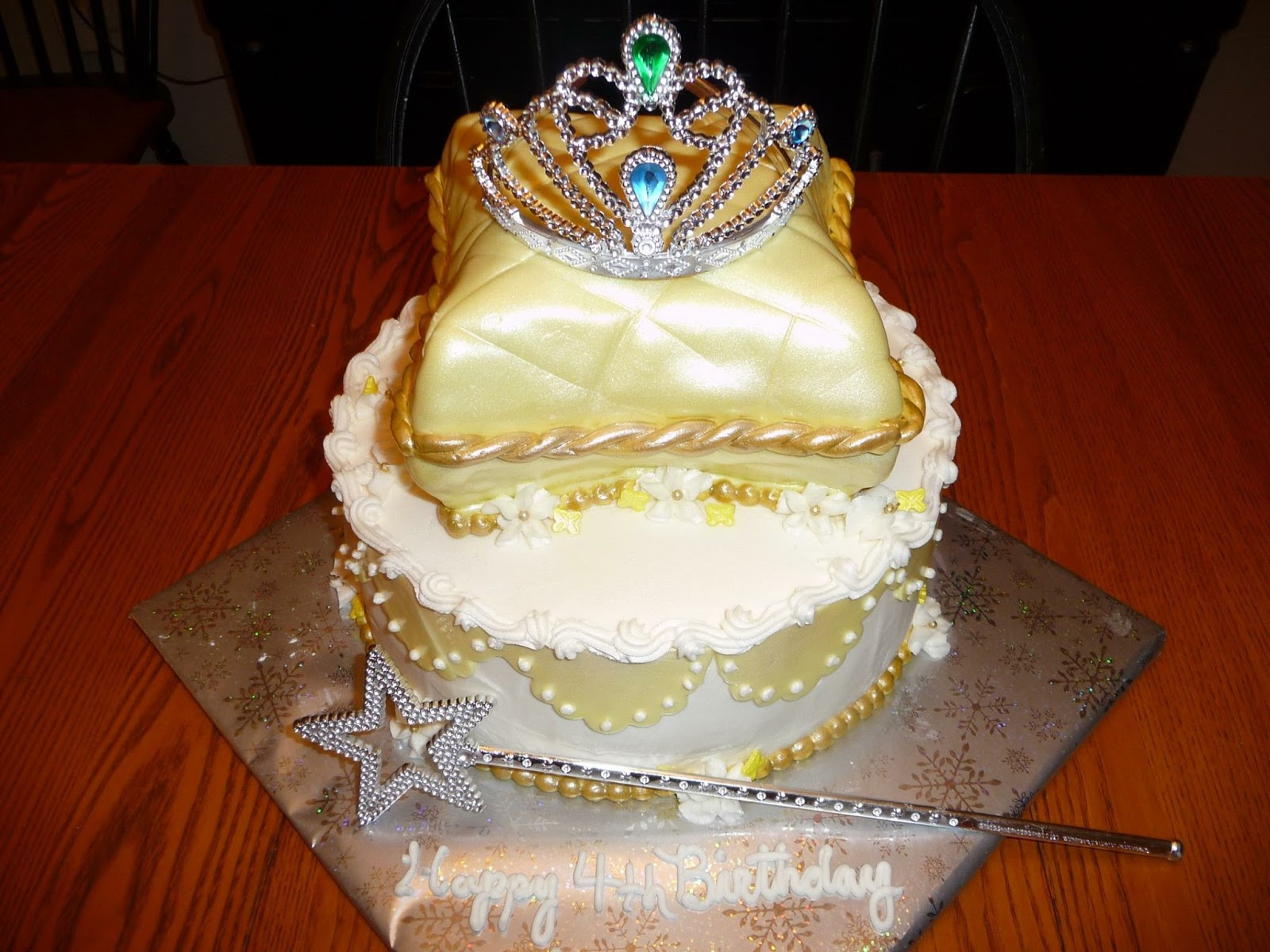 Icing On Top Cakes For Every Occasion Tiara Birthday Cake