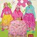 29 Model Baju Muslimah Anak Keke Terbaru 2018