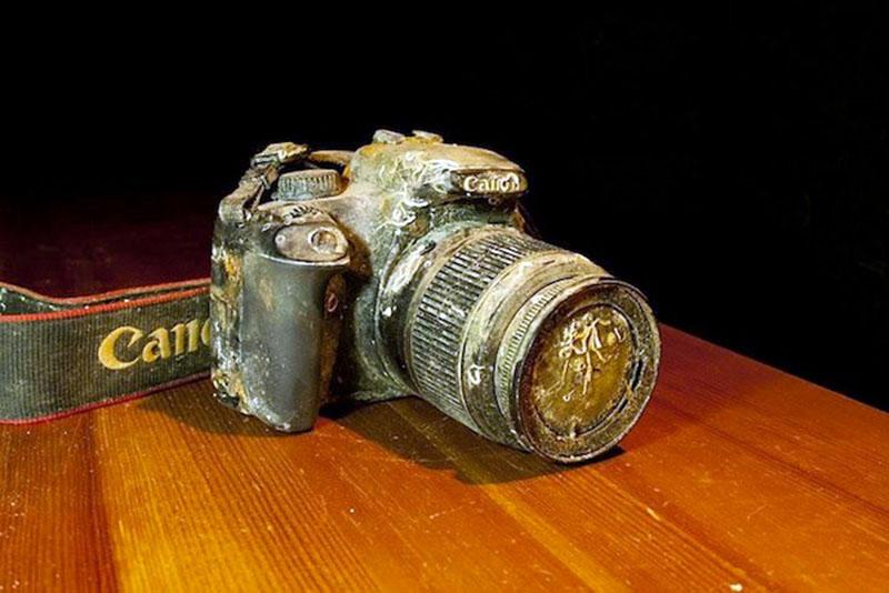 Камера Canon EOS | фотоаппарат утопленник