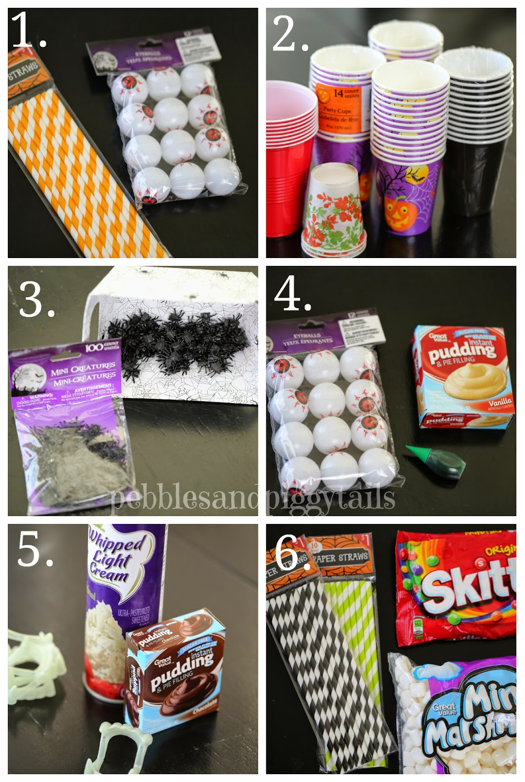 Halloween Minute to Win It Party Ideas