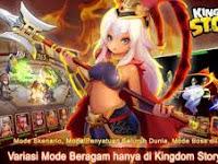 Download Kingdom Story: Age of Battle Mod Apk v1.87 (Full Mod+Data) Terbaru