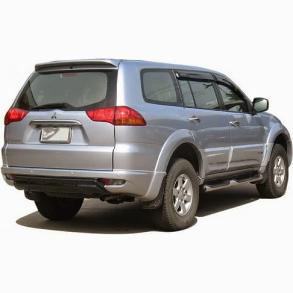 add on Mitsubishi Pajero Montero 09-13
