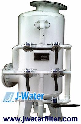 Filter Saringan Air Industri Kapasitas Besar