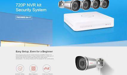 Harga Paket CCTV di Rumah Murah