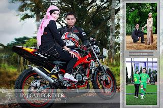 Foto pre-Wedding I Arisandy Joan Hardiputra & Epi Friezta Dewi Hasibuan