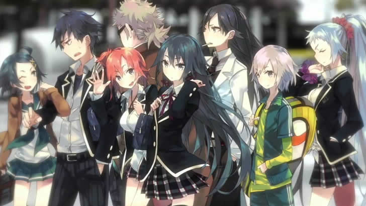 Yahari Ore no Seishun Love Comedy wa Machigatteiru BD Subtitle Indonesia