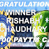 WINNER ANNOUNCED (Rs. 100 PAYTM CASH)