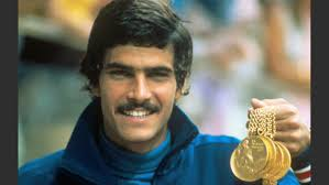 Brief history of Mark Spitz, nine-time Olympic champion