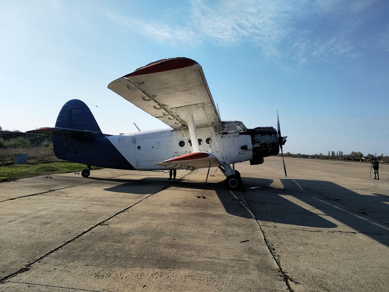 Меценат подарував морській авіаційній бригаді літак Ан-2