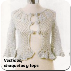 Ropa de mujer a crochet