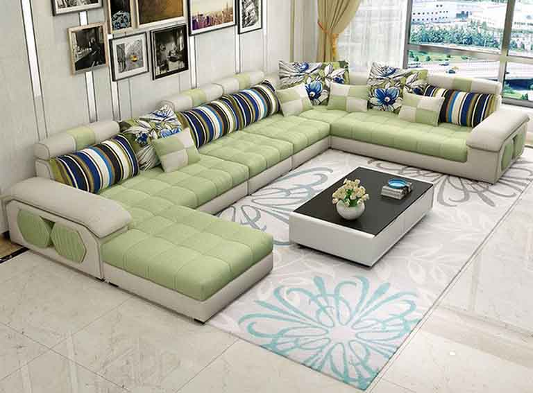 Corner Sofa Small Living Room