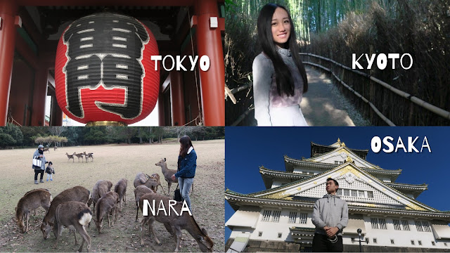 touring Japan with JR pass