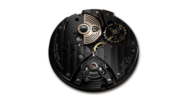 The Sequential Two - Manufacture Contemporaine du Temps