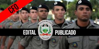 Abertas inscrições para o CFO da Polícia Militar na Paraíba; veja edital