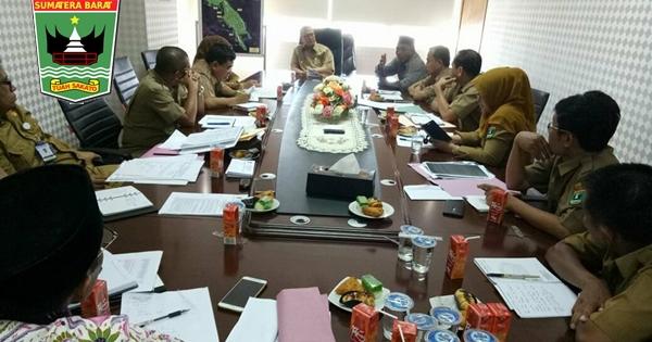 Wagub Pimpin Rapat Bahas Aktivitas Penambangan oleh Cv. Alam Semesta Sejahtera, Ini Hasilnya