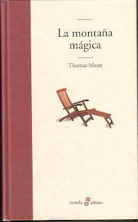 la montaña mágica Thomas Mann