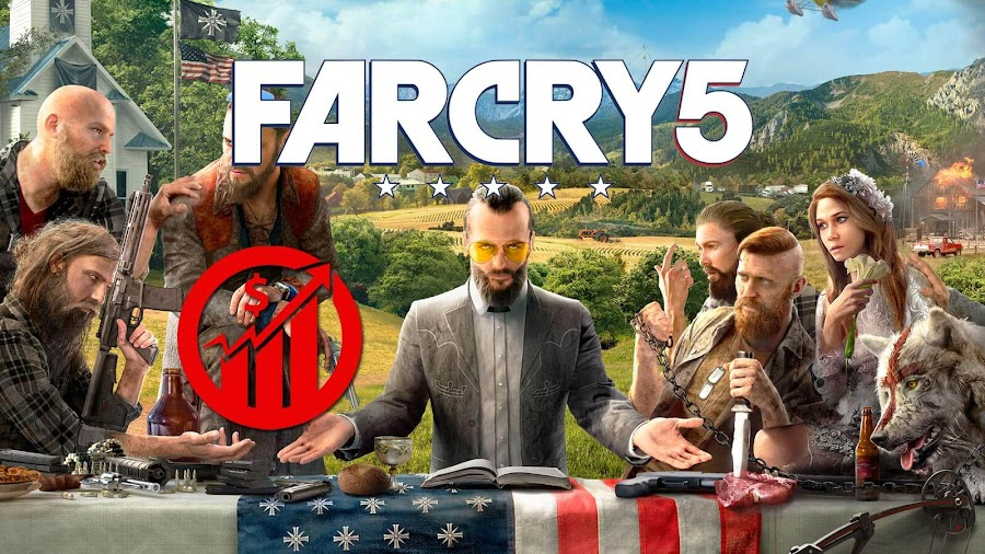 far cry 5 sales records