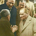 Atatürk ve Halk, İşte Atatürk'ün Halkın İçinden Bir Lider Olduğunu Gösteren 10 Fotoğraf Karesi