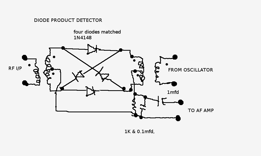 INDRAJITSINH: Diode Product Detector