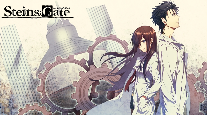 Steins Gate Game Free Download Poster