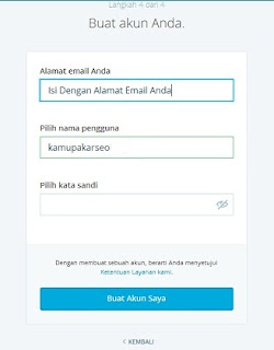 Daftar WordPress