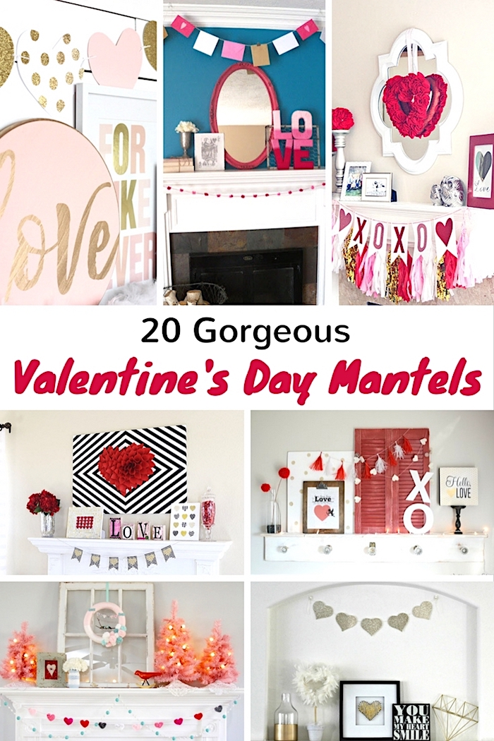 20-gorgeous-valentines-day-mantels