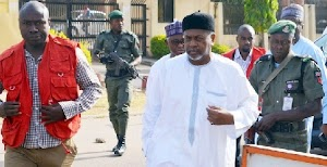 Family Marks Dasuki's Two-Year Detention, Orders Buhari To Release Him