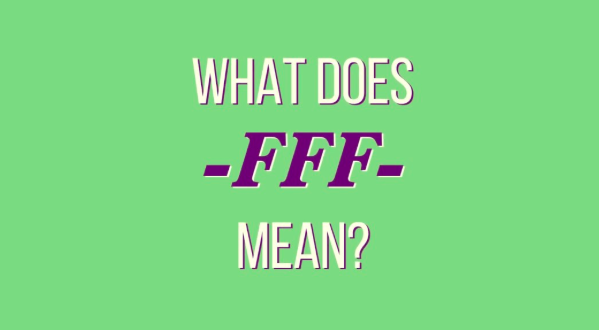 What Does FFF Mean on Instagram?