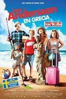 Los Andersson en Grecia (2012) online y gratis