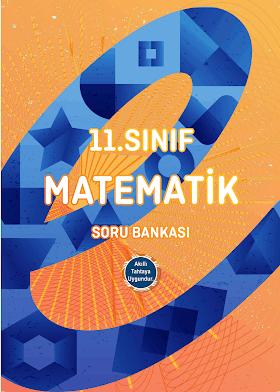 Endemik Yayınları 11. Sınıf Matematik Soru Bankası PDF indir