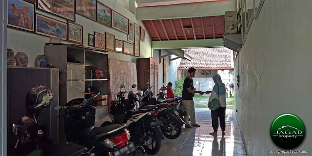 Homestay Dijual dekat Kampus UGM
