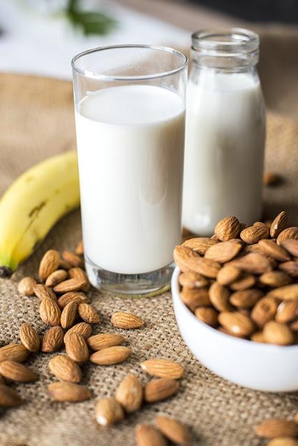 wartości mleka migdałowego