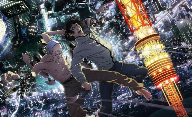 10 Rekomendasi Anime Buatan Studio MAPPA Terbaik, No. 7 Inuyashiki!